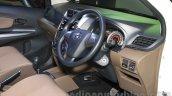 Toyota Grand New Avanza interior at the 2015 IIMS