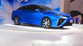 Toyota Mirai at the Gaikindo Indonesia International Auto Show 2015