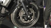 Yamaha MT-25 front disc brake at the Indonesia International Motor Show 2015 (IIMS 2015)