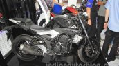 Yamaha MT-25 side view at the Indonesia International Motor Show 2015 (IIMS 2015)