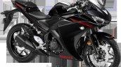 Yamaha YZF R3 Black Lightning  3QTR