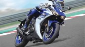Yamaha YZF R3 Riding shot 2