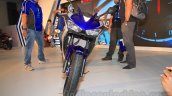 Yamaha YZF-R3 racing blue front launched in Delhi at INR 3.25 Lakhs