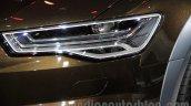 2015 Audi A6 Allroad Quattro headlight at the 2015 Chengdu Motor Show