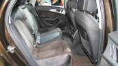 2015 Audi A6 Allroad Quattro rear seat at the 2015 Chengdu Motor Show