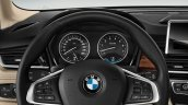 2015 BMW 225xe PHEV Active Tourer instrument cluster unveiled