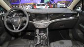 2015 Buick Verano dashboard at the 2015 Chengdu Motor Show