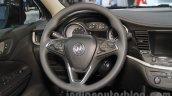 2015 Buick Verano steering wheel at the 2015 Chengdu Motor Show