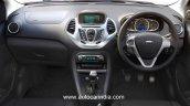 2015 Ford Figo India-spec dashboard