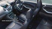 2015 Ford Figo India-spec interior