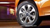 2015 Ford Figo India-spec wheel