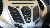 2015 Ford Figo audio buttons first drive review