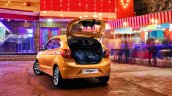 2015 Ford Figo boot press shots