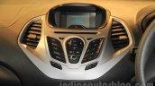 2015 Ford Figo center console launched