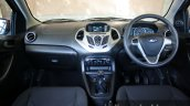2015 Ford Figo dashboard first drive review