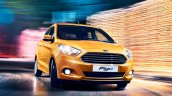 2015 Ford Figo front press shots