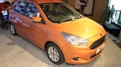 2015 Ford Figo front quarter launched
