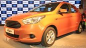 2015 Ford Figo front quarters launched