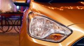 2015 Ford Figo headlight press shots