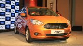 2015 Ford Figo launched