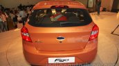 2015 Ford Figo rear launched