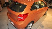 2015 Ford Figo rear quarter launched