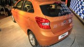 2015 Ford Figo rear quarters launched