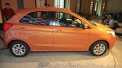 2015 Ford Figo side launched