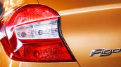 2015 Ford Figo taillight press shots