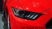 2015 Ford Mustang headlamp at IAA 2015