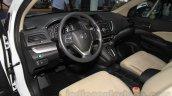 2015 Honda CR-V facelift dashboard at the 2015 Chengdu Motor Show