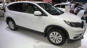 2015 Honda CR-V facelift front quarter at the 2015 Chengdu Motor Show