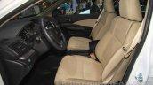 2015 Honda CR-V facelift front seats at the 2015 Chengdu Motor Show