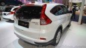 2015 Honda CR-V facelift rear quarter at the 2015 Chengdu Motor Show
