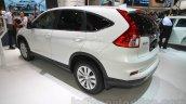 2015 Honda CR-V facelift rear quarters at the 2015 Chengdu Motor Show