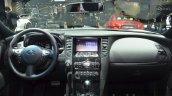 2015 Infiniti QX70 Ultimate dashboard at IAA 2015
