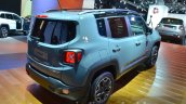 2015 Jeep Renegade Trailhawk rear three quarter at the IAA 2015