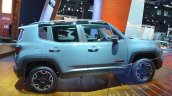 2015 Jeep Renegade Trailhawk side at the IAA 2015