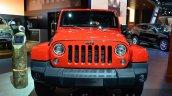 2015 Jeep Wrangler Sahara front at the IAA 2015