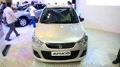 2015 Maruti Suzuki Alto K10 VXi front at the 2015 Nepal Auto Show