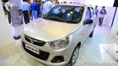 2015 Maruti Suzuki Alto K10 VXi front three quarter at the 2015 Nepal Auto Show