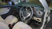 2015 Maruti Suzuki Alto K10 VXi interior at the 2015 Nepal Auto Show