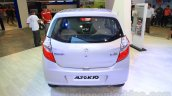 2015 Maruti Suzuki Alto K10 VXi rear at the 2015 Nepal Auto Show