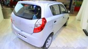 2015 Maruti Suzuki Alto K10 VXi rear quarter at the 2015 Nepal Auto Show