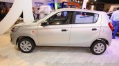 2015 Maruti Suzuki Alto K10 VXi side at the 2015 Nepal Auto Show