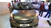 2015 Maruti Dzire at the front 2015 Nepal Auto Show