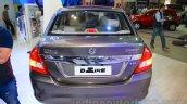 2015 Maruti Dzire at the rear 2015 Nepal Auto Show