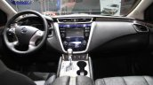 2015 Nissan Murano interior at the 2015 Chengdu Motor Show