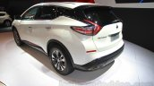 2015 Nissan Murano rear three quarter at the 2015 Chengdu Motor Show