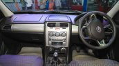 2015 Tata Safari Storme facelift dashboard at the 2015 Nepal Auto Show